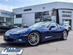 2005 Chevrolet Corvette Z51 One owner, accident free in Mississauga, Ontario