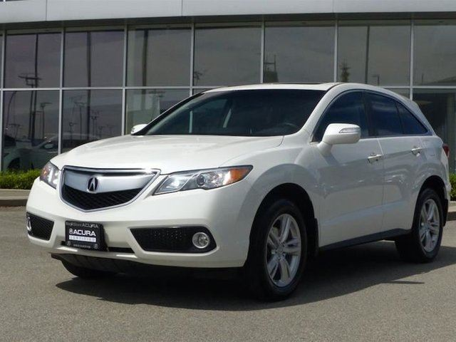 2014 Acura RDX Tech at *Acura Certified* in North Vancouver, British Columbia