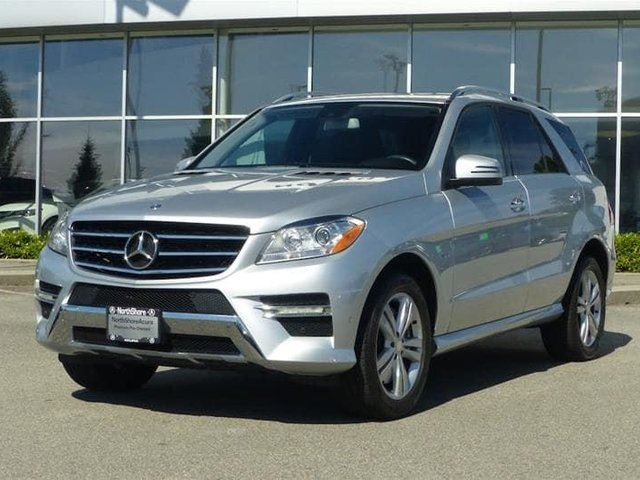 2012 Mercedes-Benz M-Class 4matic in North Vancouver, British Columbia