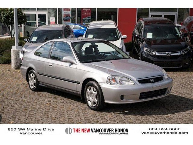 2000 HONDA Civic Coupe Si-G at in Vancouver, British Columbia