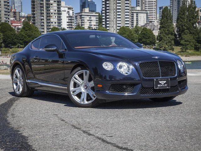 2013 BENTLEY Continental V8 in Vancouver, British Columbia