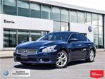 2012 Nissan Maxima SV (CVT) in Barrie, Ontario