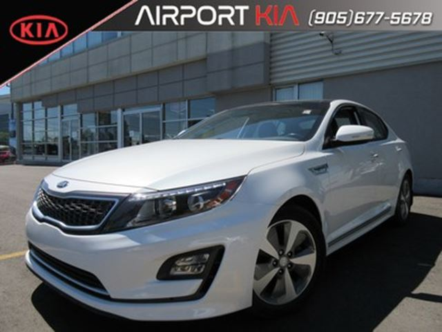 2014 KIA Optima EX Premium Navigation / Panoramic sunroof in Mississauga, Ontario
