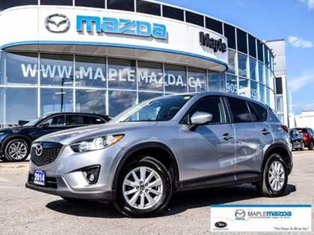 2014 Mazda CX-5 GS, AWD, HTD seats, Camera, One Owner in Vaughan, Ontario