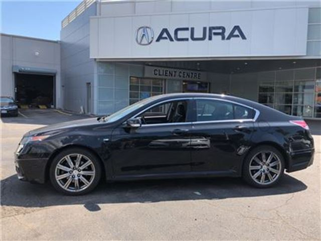 2014 ACURA TL ASPEC   305HP   1OWNER   OFFLEASE   ROADREADY in Burlington, Ontario
