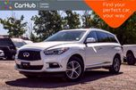2017 Infiniti QX60 7 Seater Sunroof Backup Cam Bluetooth R- Start Leather 18Alloy Rims in Bolton, Ontario