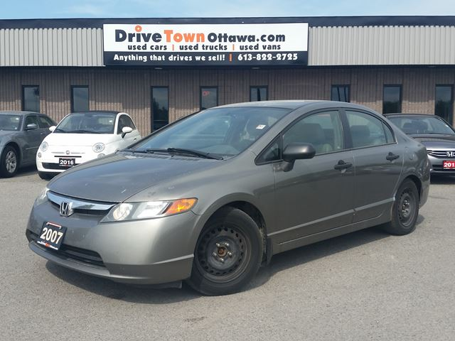 2007 HONDA Civic DX-G in Ottawa, Ontario