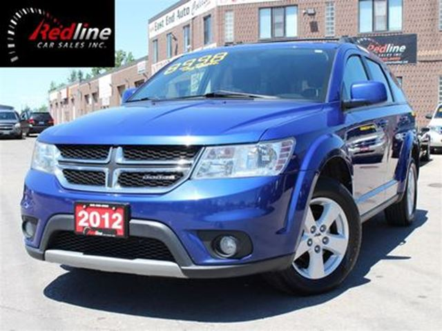 2012 DODGE Journey SXT V6 Accident Free-Bluetooth in Hamilton, Ontario