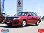 2010 Kia Magentis LX ~Heated Seats ~Low Mileage ~Very Clean in Barrie, Ontario