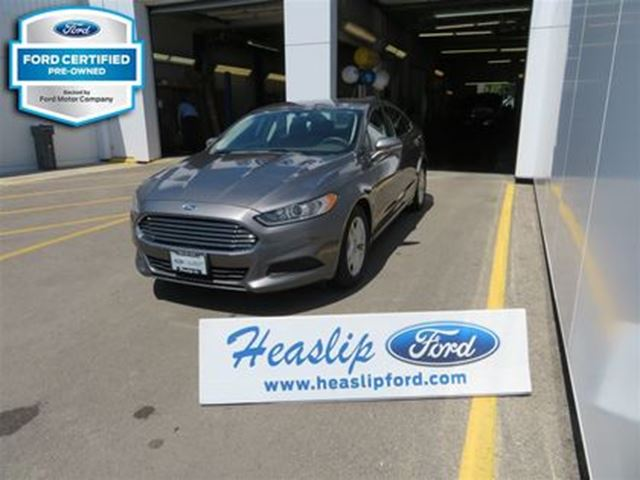 2014 Ford Fusion SE FWD Certified Pre-Owned in Hagersville, Ontario