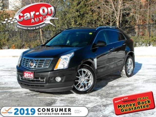 2014 CADILLAC SRX Premium AWD LEATHER NAV PANO ROOF REAR CAM LOADED in Ottawa, Ontario