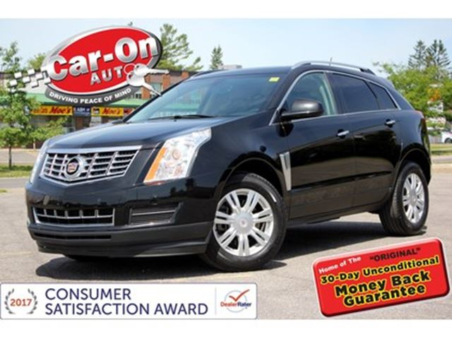 2015 CADILLAC SRX Luxury AWD PANO ROOF REAR CAM HTD SEATS LOADED in Ottawa, Ontario
