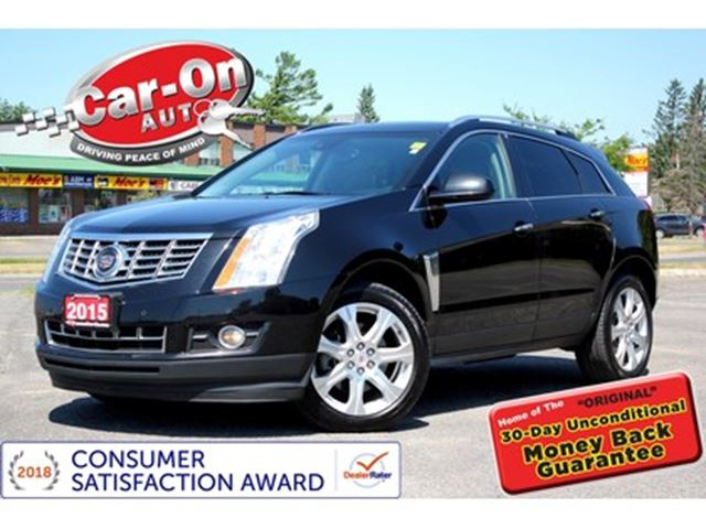 2015 CADILLAC SRX Premium AWD NAV PANO ROOF REAR CAM LOADED in Ottawa, Ontario