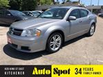 2013 Dodge Avenger SXT/LOW, LOW KMS/6 CYL/PRICED-QUICK SALE! in Kitchener, Ontario