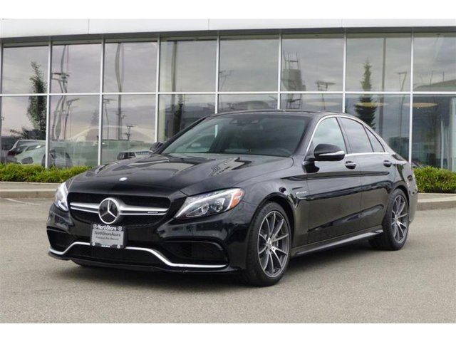 2015 Mercedes-Benz C-Class Sedan 469HP! New Brakes! Serviced! in North Vancouver, British Columbia