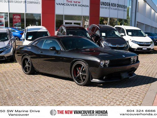 2009 DODGE Challenger R/T Coupe in Vancouver, British Columbia
