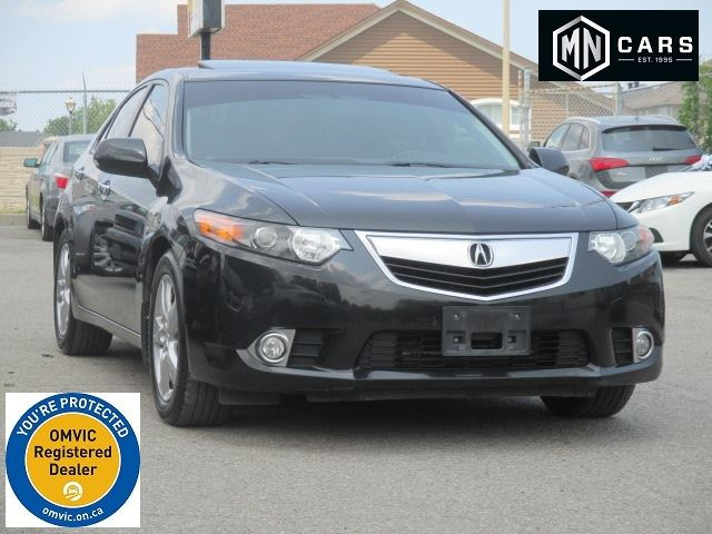 2011 ACURA TSX AT with Premium Package in Ottawa, Ontario