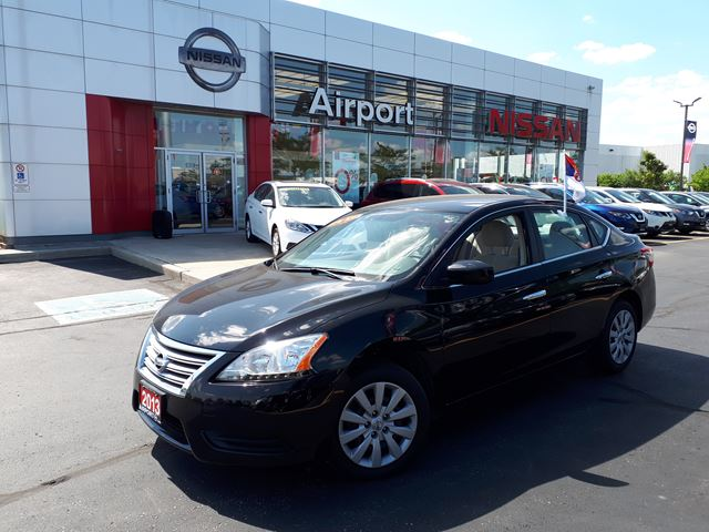 2013 NISSAN Sentra SV ABS,HEATED SEATS,POWER WINDOWS,POWER LOCKS in Brampton, Ontario