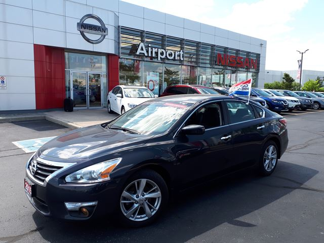 2015 NISSAN Altima 2.5 SV LOADED,NAVI,ROOF,ALLOY in Brampton, Ontario