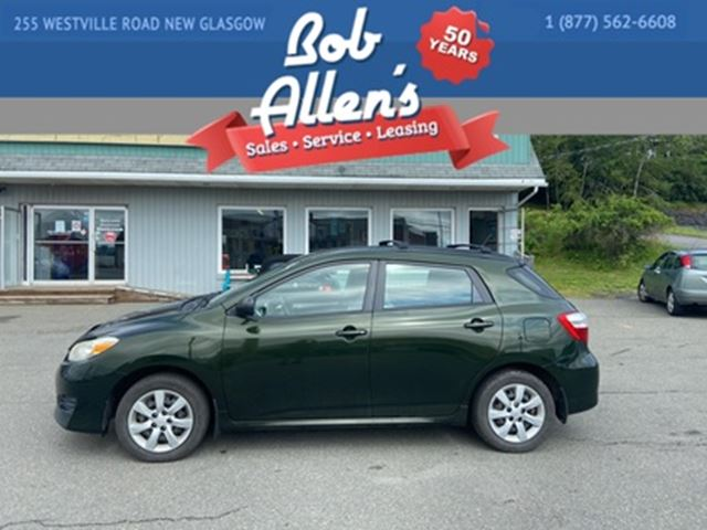 2011 Toyota Matrix AWD in New Glasgow, Nova Scotia