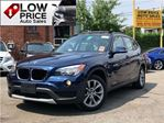 2014 BMW X1 PanoramicRoof*HtdSeats*Bluetooth*FulllOpt* in Toronto, Ontario