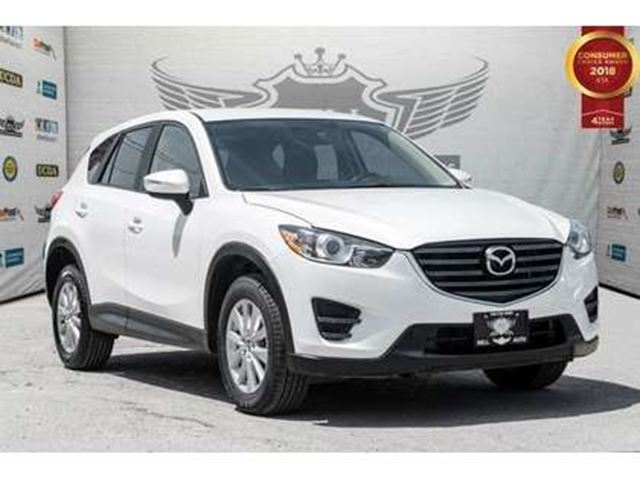2016 MAZDA CX-5 GX~ALL WHEEL DRIVE~POWER LOCKS~TRACTION CONTROL in Toronto, Ontario