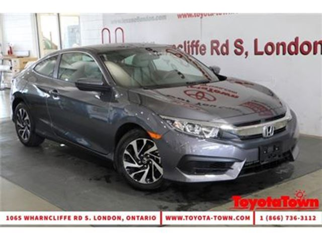 2016 HONDA Civic SINGLE OWNER LE HEATED SEATS BACKUP CAMERA in London, Ontario