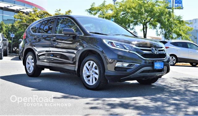 2016 HONDA CR-V EX - Push button start, Heated front seats, Bac in Richmond, British Columbia