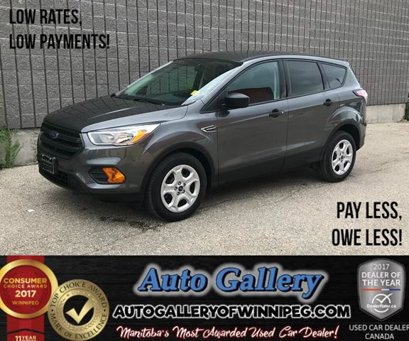 2017 FORD Escape S *B.Tooth in Winnipeg, Manitoba