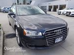 2015 Audi A8 4dr Sdn 3.0L TDI FINANCE FOR AS LOW AS 0.9%! in Vancouver, British Columbia