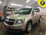 2012 Chevrolet Orlando LT*PHONE CONNECT*7 PASSENGER*HEATED FRONT SEATS*FO in Cambridge, Ontario