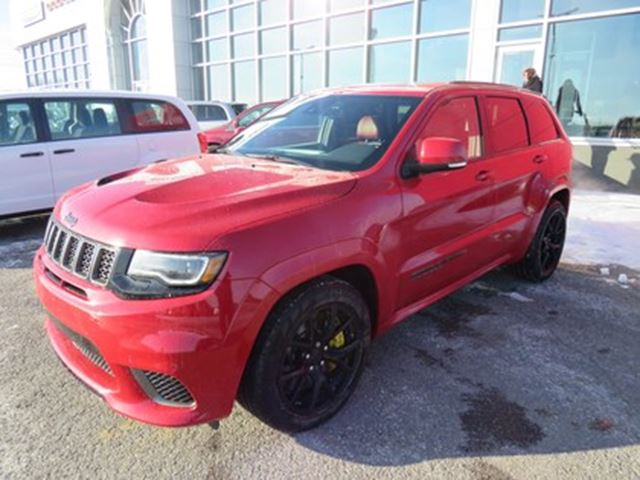 2018 Jeep Grand Cherokee Trackhawk 707HP in Trois-Rivieres, Quebec