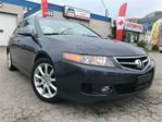 2006 Acura TSX LEATHER_SUNROOF_ACCIDENT FREE in Oakville, Ontario