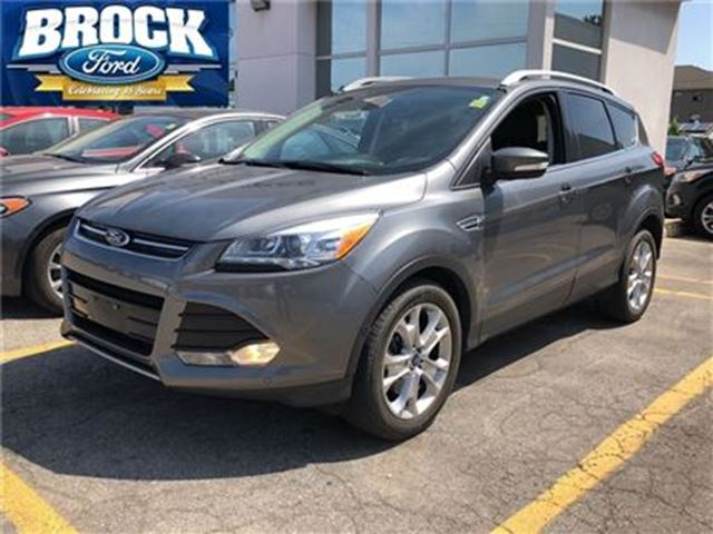 2014 Ford Escape Titanium - No Accidents, 1 owner, local trade in Niagara Falls, Ontario