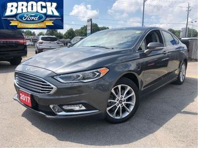 2017 Ford Fusion SE Luxury Hybrid - No Accidents,1 owner in Niagara Falls, Ontario
