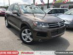 2012 Volkswagen Touareg 3.6L Execline   NAV   LEATHER   PANO ROOF   4X4 in London, Ontario
