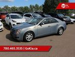 2008 Cadillac CTS 1SB; LEATHER, HEATED/VENTILATED SEATS, PANO ROOF, CAR STARTER in Edmonton, Alberta