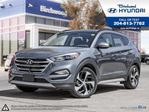 2017 Hyundai Tucson Limited Navigation *Panoramic in Winnipeg, Manitoba