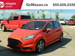 2016 Ford Fiesta ST, LEATHER, NAVIGATION, SUNROOF, in Edmonton, Alberta