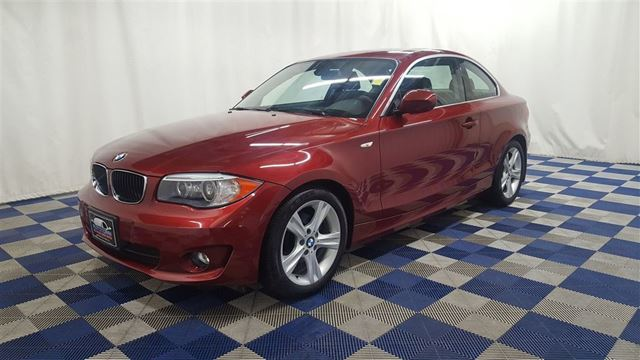 2012 BMW 1 Series HTD SEATS/SUNROOF/LEATHER in Winnipeg, Manitoba