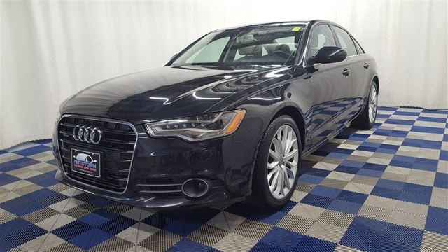 2012 Audi A6 3.0 Premium AWD/ACCIDENT FREE/LOADED!!! in Winnipeg, Manitoba