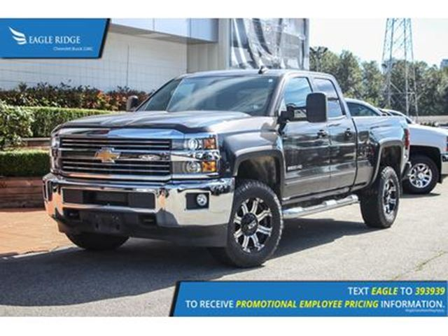 2016 Chevrolet Silverado 2500  LT Low KM, Tonneau Cover, Navigation in Coquitlam, British Columbia