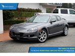 2006 Mazda RX-8 GT Sunroof, Heated Seats, Mazdaspeed Wheels in Coquitlam, British Columbia