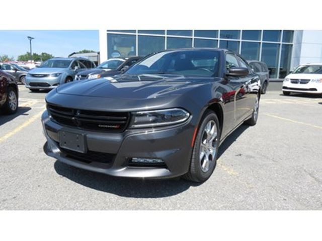 2017 Dodge Charger SXT in Trois-Rivieres, Quebec