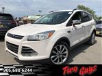 2015 Ford Escape SE NAVIGATION LEATHER & CLOTH BACK UP CAMERA in St Catharines, Ontario