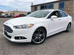 2014 Ford Fusion Titanium AWD LEATHER NAVIGATION MOONROOF in St Catharines, Ontario