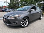 2013 Ford Focus Titanium MOONROOF LEATHER NAVIGATION in St Catharines, Ontario
