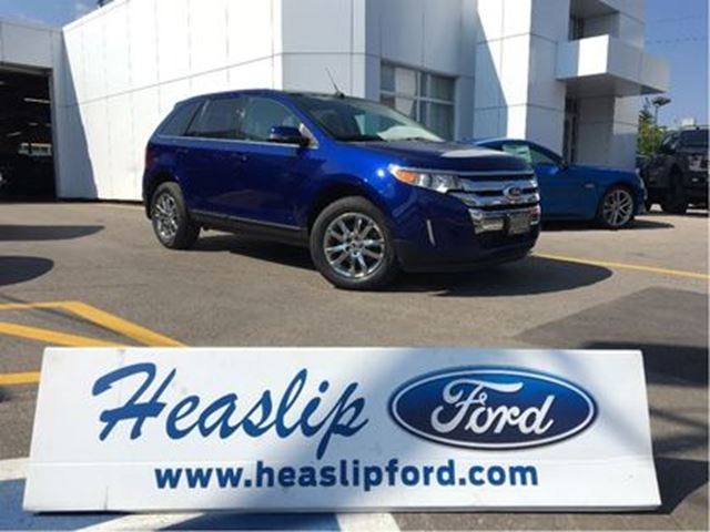 2014 Ford Edge Limited AWD - Make an Impact! in Hagersville, Ontario