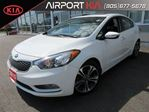 2015 Kia Forte 2.0L SX Fully loaded/leather/sunroof in Mississauga, Ontario