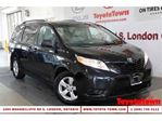 2015 Toyota Sienna 7 PASSENGER WITH DVD PLAYER in London, Ontario